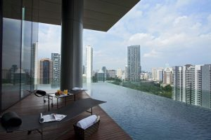 How is real estate in Singapore?